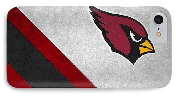 Arizona Cardinals Phone Case by Joe Hamilton