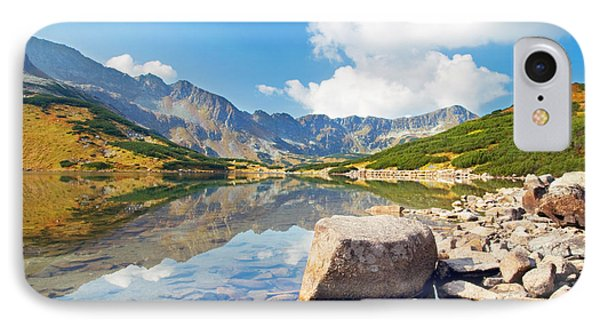 Mountains Landscape Phone Case by Michal Bednarek
