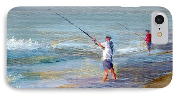 Shore iPhone 7 Case - Rcnpaintings.com by Chris N Rohrbach