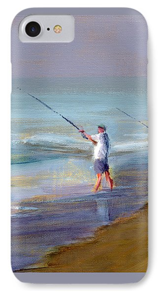 Beach iPhone 7 Case - Rcnpaintings.com by Chris N Rohrbach