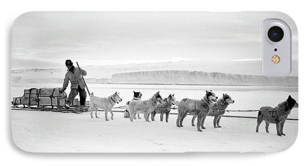 Terra Nova Antarctic Exploration IPhone Case by Scott Polar Research Institute