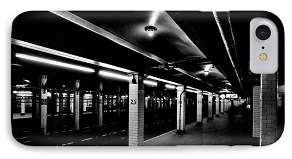 23rd Street Station IPhone Case by Benjamin Yeager