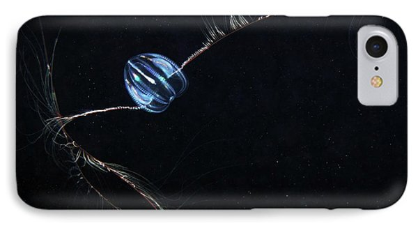 Comb Jelly IPhone Case by Alexander Semenov