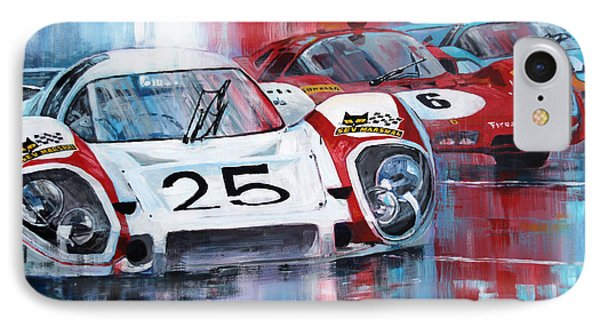 24 Le Mans 1970 IPhone Case