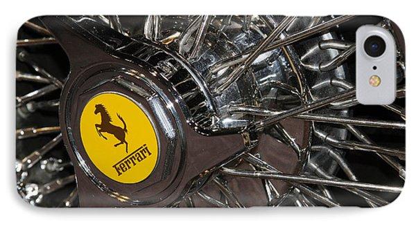 250 Wheel IPhone Case by Dennis Hedberg