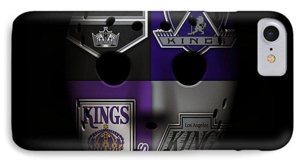 Los Angeles Kings IPhone Case