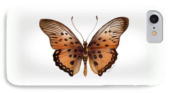 26 Trimans Butterfly Phone Case by Amy Kirkpatrick