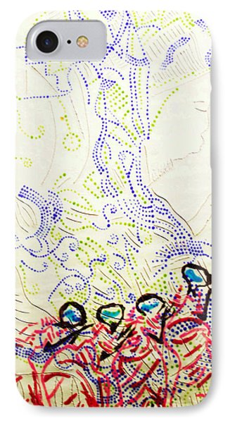 Wise Virgins Phone Case by Gloria Ssali