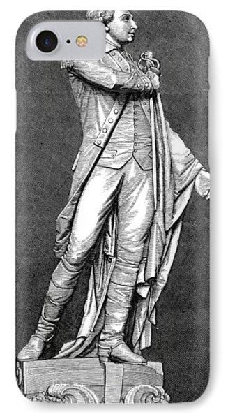 Marquis De Lafayette Phone Case by Granger