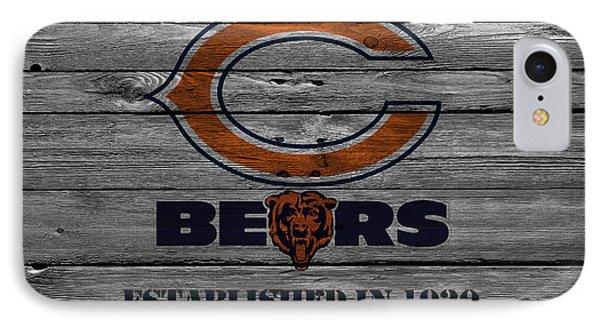 Chicago Bears Phone Case by Joe Hamilton