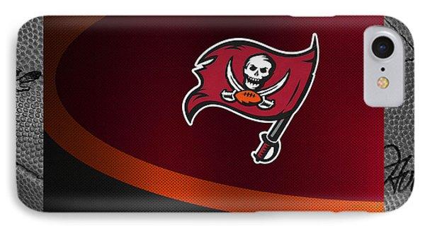 Tampa Bay Buccaneers Phone Case by Joe Hamilton