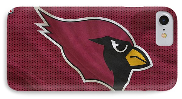 Arizona Cardinals IPhone Case by Joe Hamilton