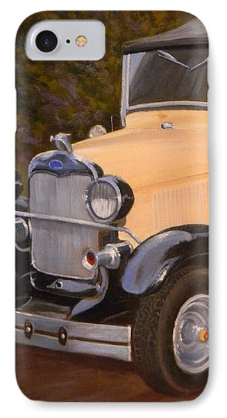 29' Ford IPhone Case