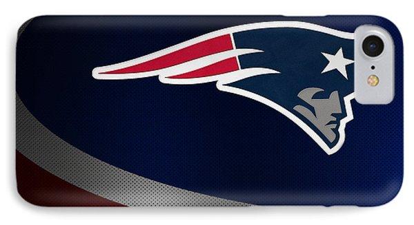 New England Patriots Phone Case by Joe Hamilton