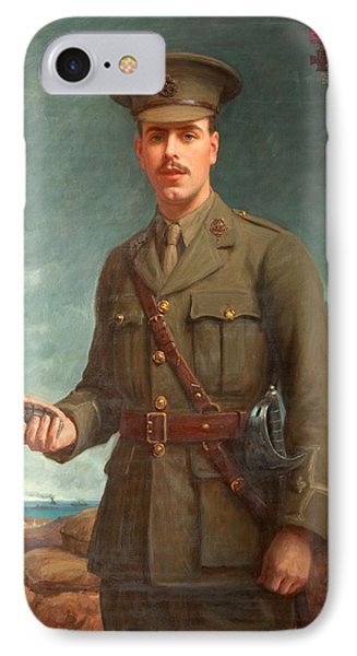 2nd Lieutenant Alfred Victor Smith, Vc IPhone Case
