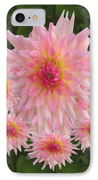 Abstract Flower Floral Photography And Digital Painting Combination Mixed Media By Navinjoshi       IPhone Case by Navin Joshi