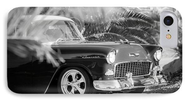1955 Chevrolet 210 Phone Case by Jill Reger