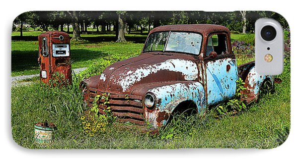 IPhone Case featuring the photograph '48 Chevy by Paul Mashburn