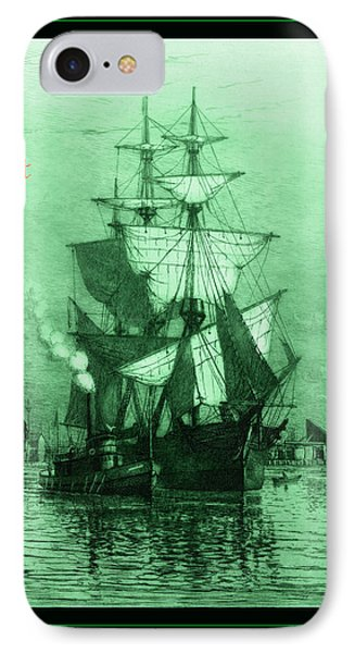 A Pirate Looks At Fifty IPhone Case by John Stephens