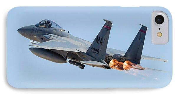 A U.s. Air Force F-15c Eagle Taking IPhone Case