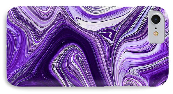 Abstract 39 Phone Case by J D Owen