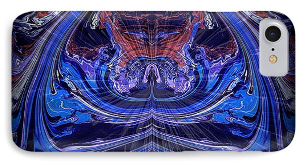 Abstract 71 Phone Case by J D Owen
