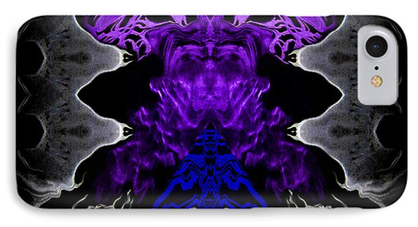Abstract 83 Phone Case by J D Owen