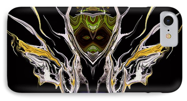 Abstract 94 Phone Case by J D Owen