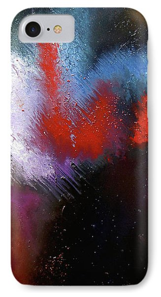 Abstract IPhone Case by Min Zou