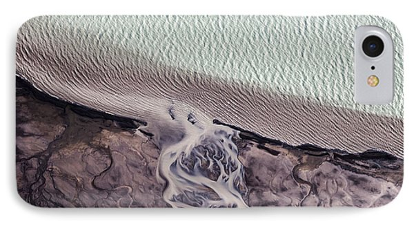 Aerial Photography IPhone Case by Gunnar Orn Arnason