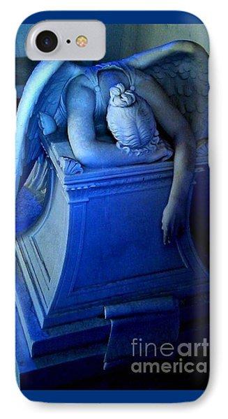 Angelic Sorrow IPhone Case