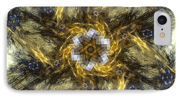 Art Abstract Backgrounds IPhone Case