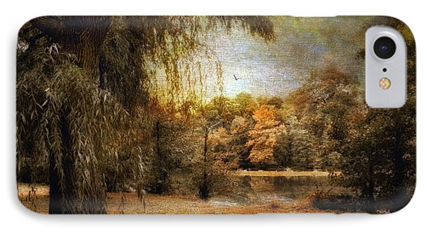 Autumn's Canvas IPhone Case