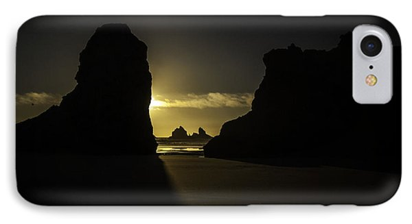 Bandon State Park IPhone Case by Jean-Jacques Thebault