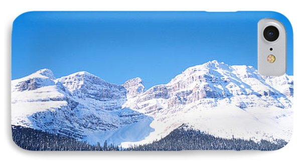 Banff National Park Alberta Canada IPhone Case by Panoramic Images