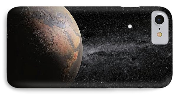 Barren Earth IPhone Case by Peter Matulavich