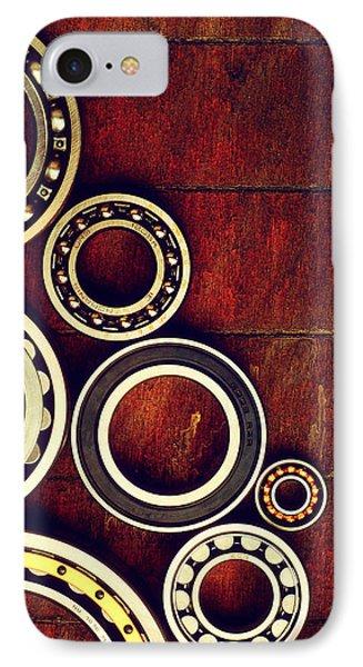 Bearings IPhone Case