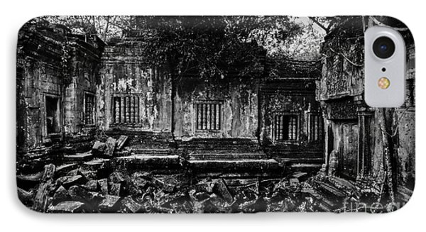 Beng Mealea IPhone Case by Julian Cook