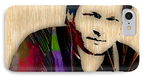 Blake Shelton Collection IPhone Case by Marvin Blaine
