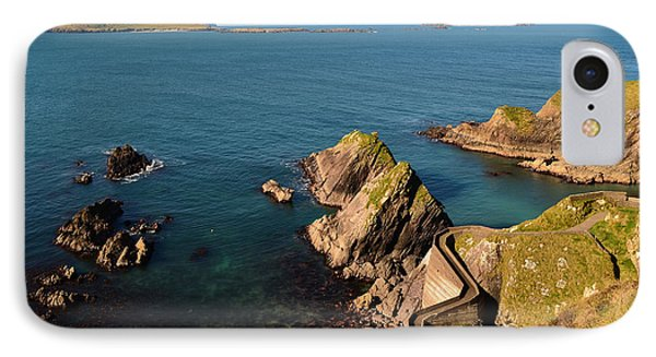 IPhone Case featuring the photograph Blasket Islands by Barbara Walsh