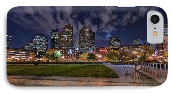 Boston Nights 3 IPhone Case