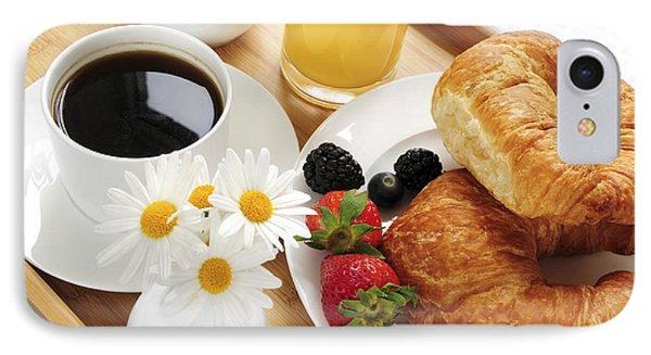 Breakfast  Phone Case by Elena Elisseeva