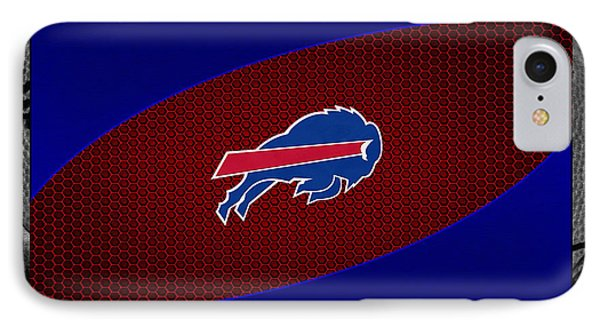 Buffalo Bills Phone Case by Joe Hamilton