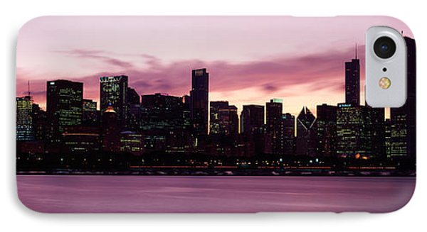 Buildings At The Waterfront, Lake IPhone Case by Panoramic Images