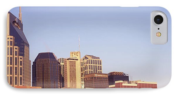 Buildings In A City, Bellsouth IPhone Case by Panoramic Images