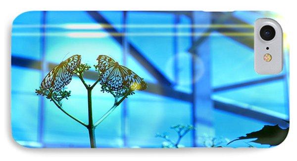 Butterfly Tree IPhone Case by Shawn MacMeekin