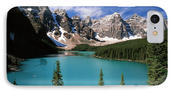 Canada, Alberta, Banff National Park IPhone Case