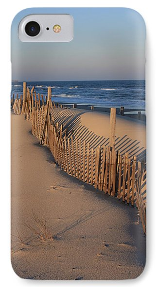 IPhone Case featuring the photograph Cape Hatteras Dunes  by Mountains to the Sea Photo