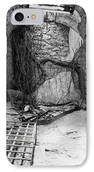 IPhone Case featuring the photograph Cell Eastern State Penitentiary by Hugh Smith