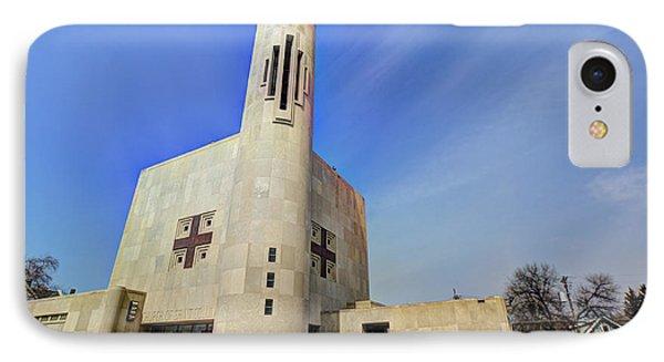 Church Of Saint Columba Phone Case by Amanda Stadther